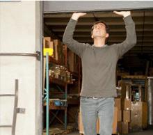 New Garage Door In Renton, WA